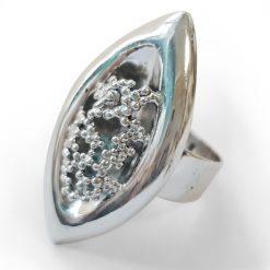 Alexandra nőiesség gyűrű