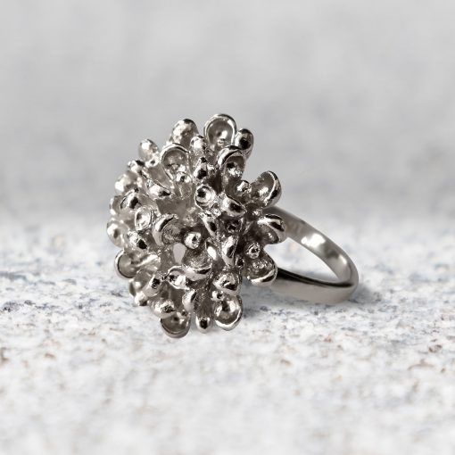 Krizantém gyűrű